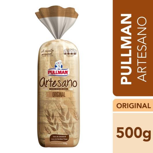 Pão Pullman Artesano 500g - Imagem em destaque