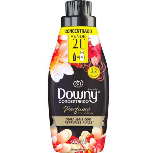 Amaciante Downy Concentrado Adorable 500ml - Imagem em destaque