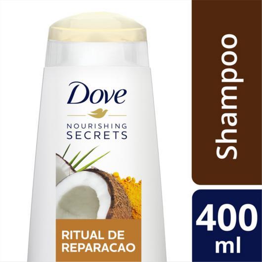 Shampoo    ritual reparação  nutritive secrets  Dove    400ml - Imagem em destaque