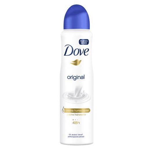 Desodorante Antitranspirante Aerossol Dove  Original 150ML - Imagem em destaque