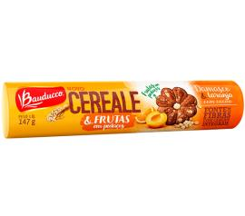 Biscoito Baudduco Cereale Damasco e Laranja 141g