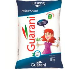Açúcar cristal Guarani 5kg