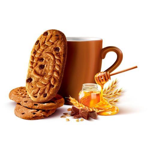 Biscoito integral mel e cacau Belvita 225g - Imagem em destaque