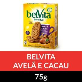 Biscoito BELVITA Avelã e Cacau (3 Unidades) 75g