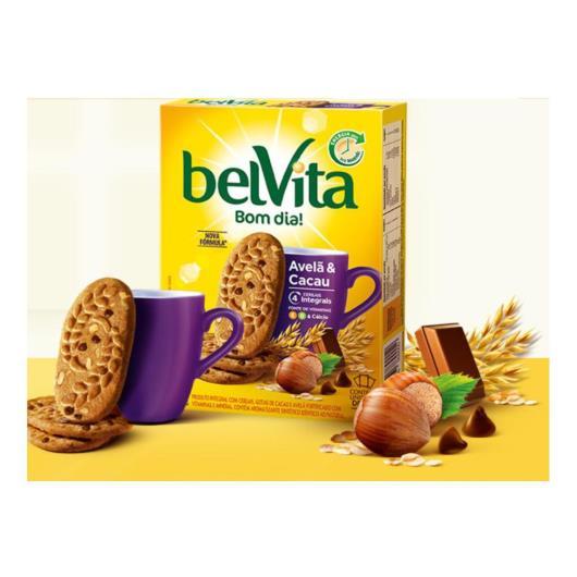 Biscoito BELVITA Avelã e Cacau (3 Unidades) 75g - Imagem em destaque