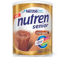 Nutren senior chocolate Nestlé 370g