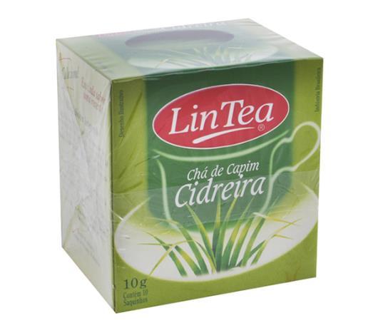Chá de erva cidreira Lintea 10g - Imagem em destaque