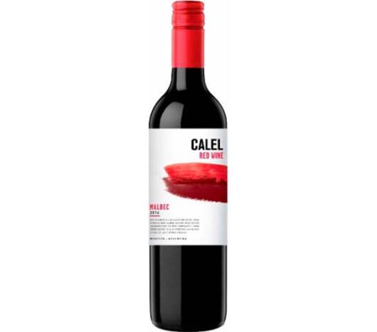 Vinho Argentino tinto malbec Calel Red Wine 750ml - Imagem em destaque