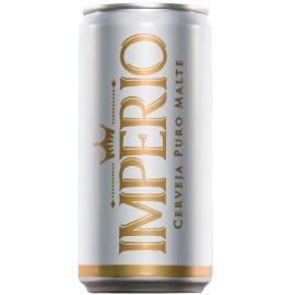 Cerveja Império Pilsen Lata 269ml