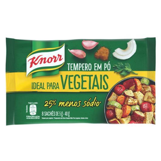 Tempero em Pó Knorr Vegetais 40 G - Imagem em destaque