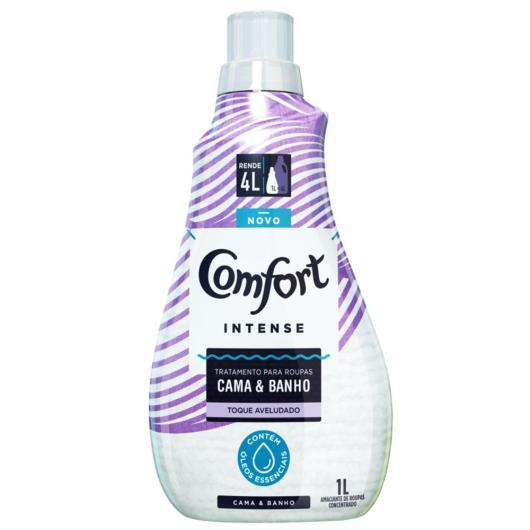 Amaciante Concentrado Comfort Intense Cama & Banho 1 L - Imagem em destaque