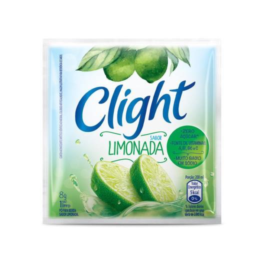 Bebida em Pó CLIGHT Limonada 8g - Imagem em destaque