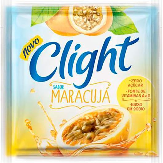 Bebida em Pó Clight Maracujá 8g - Imagem em destaque