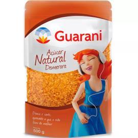 Açúcar Guarani Natural Demerara 500g