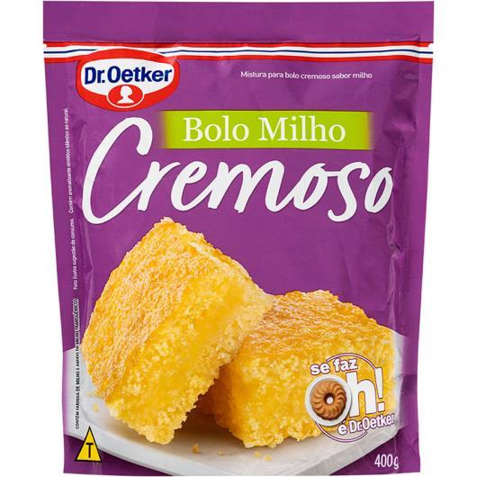 Mistura para Bolo Dr. Oetker Milho Cremoso 400g - Imagem em destaque