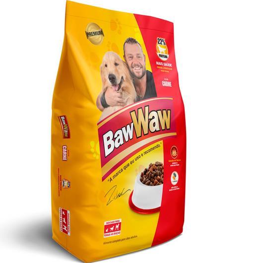Alimento de Cães Baw Waw Adulto Carne 2kg - Imagem em destaque