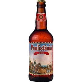 Cerveja Paulistânia Ipiranga 500ml