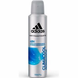 Desodorante aerossol climacool masculino Adidas 150ml