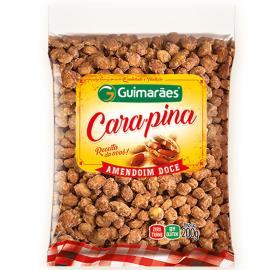 Amendoim Guimarães Cara-pina 200g