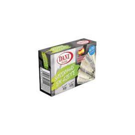 Sardinha Dani Foods Azeite 90g
