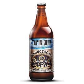 Cerveja Tupiniquim ANUNCIAÇÃO IPA garrafa 600ml