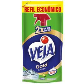 Limpador Veja Gold cozinha refil 400 ml