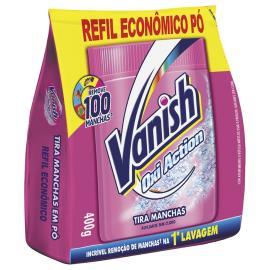 Tira manchas em pó Vanish sachê 400 g