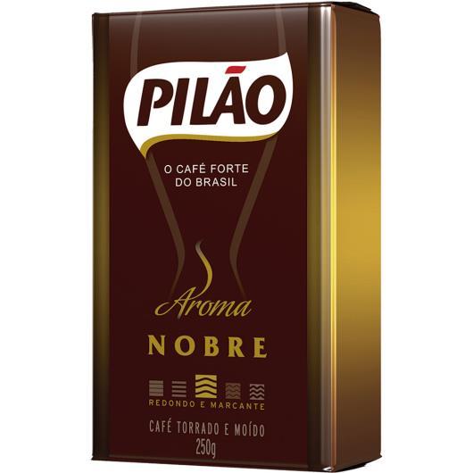 Café nobre Pilão vácuo 250g - Imagem em destaque