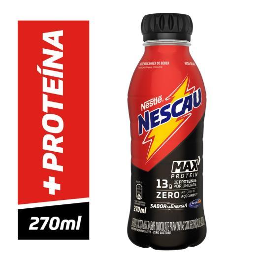 Bebida Láctea NESCAU Protein+ 270ml - Imagem em destaque