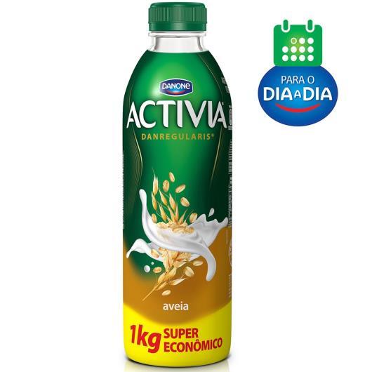 Iogurte Activia Aveia Líquido Super Econômico 1kg - Imagem em destaque