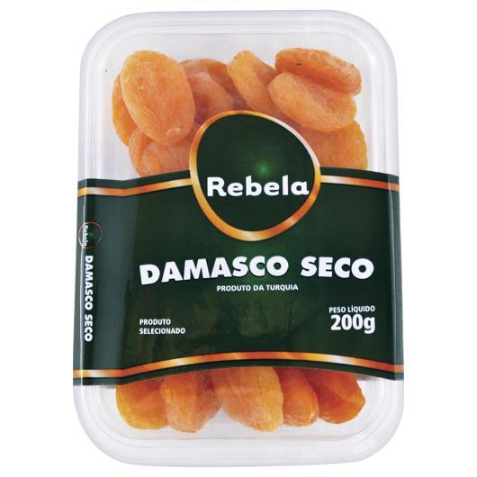 Damasco Seco Rebela 200g - Imagem em destaque
