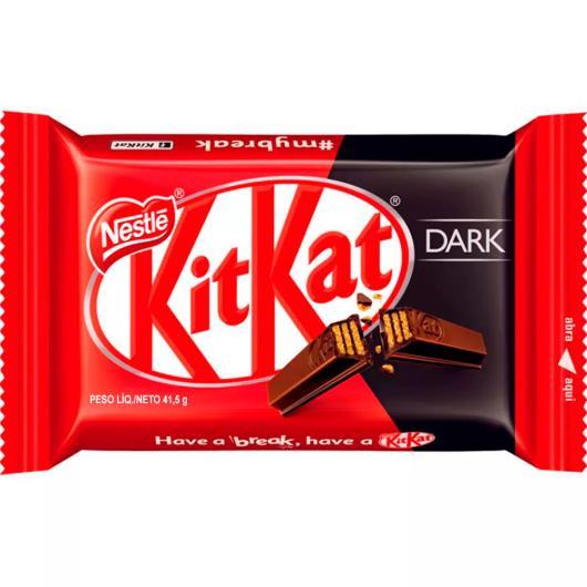 Wafer Nestlé KitKat Dark 41,5g - Imagem em destaque