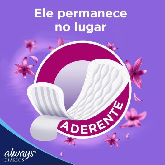 Protetor diário leve mais pague menos com perfume Always 80 unidades - Imagem em destaque