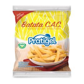 Batata Pratigel Pré-Frita Congelada 1,1kg