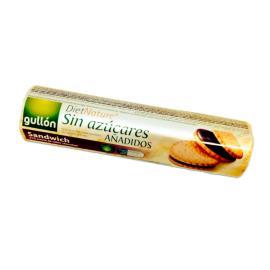Biscoito recheado chocolate Diet Nature Gullon 250g