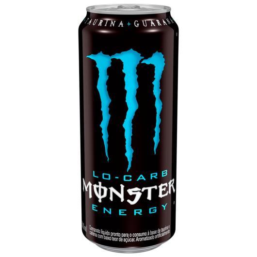 Energético lo-carb energy Monster 473ml - Imagem em destaque
