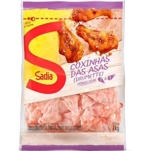 Coxinha da asa de frango Sadia congelada 1kg - Imagem em destaque
