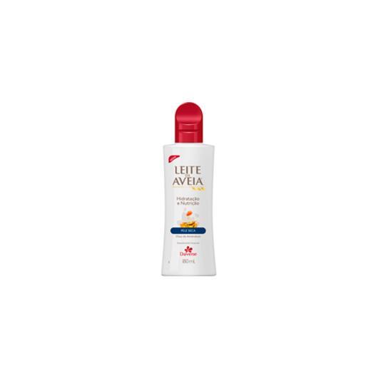 Desodorante corporal óleo de amêndoa Leite e Aveia 180ml - Imagem em destaque