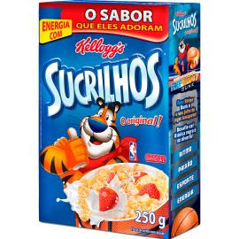 Cereal matinal sucrilhos Kelloggs 250g