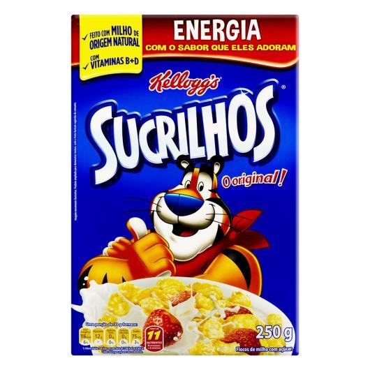 Cereal Matinal Kellogg's Sucrilhos Caixa 250G - Imagem em destaque