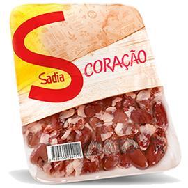 Coração de Frango Sadia Congelado 1kg