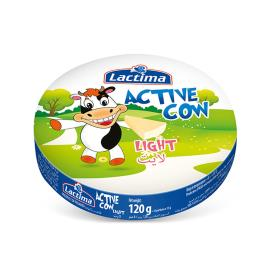 Queijo Fundido Act Cow Light Lactima 120g