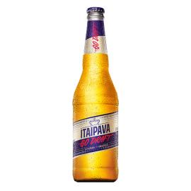 Cerveja go draft Itaipava long neck 600ml