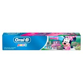 Creme dental kids minnie Oral B 50g