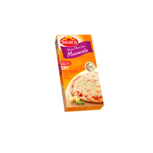 Pizza congelado meia lua mussarela Seara 235g - Imagem em destaque