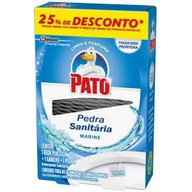 Detergente sanitário pedra marine 25% desconto Pato unidade