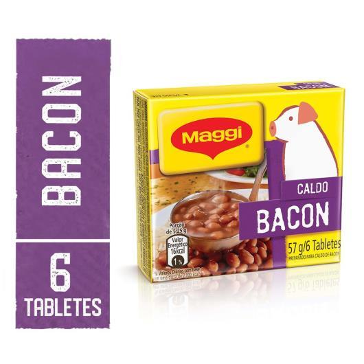 MAGGI Caldo Bacon Tablete 57g - Imagem em destaque