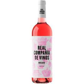 Vinho Espanhol rose Real Compania de vinos 750ml