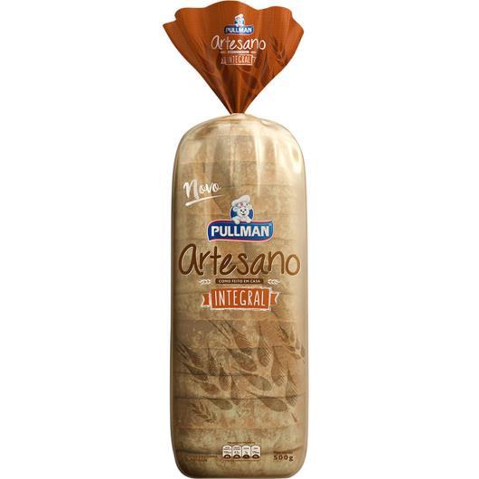 Pão integral artesano Pullman 500g - Imagem em destaque