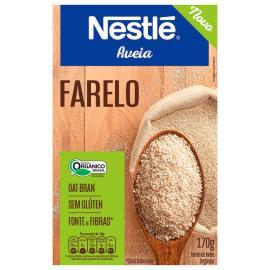 Aveia organica farelo Nestle 170g